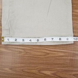 Arizona Jean Company Pants - ✔Arizona Beige Flat Front Slacks Juniors 15 Long
